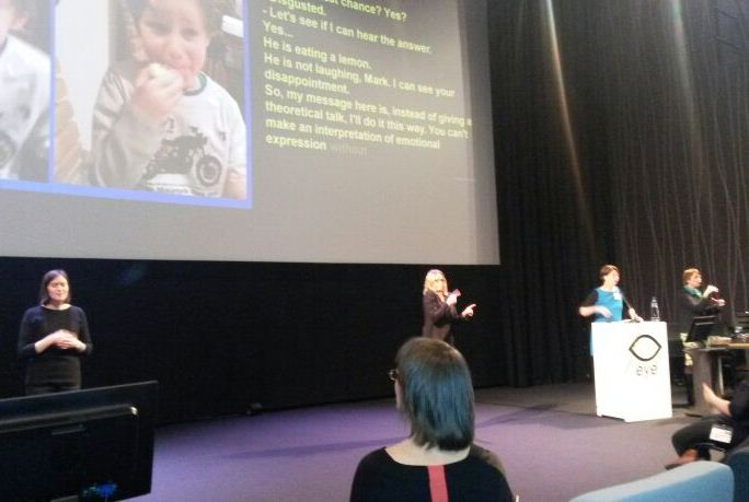 Deaf learners conference 2014