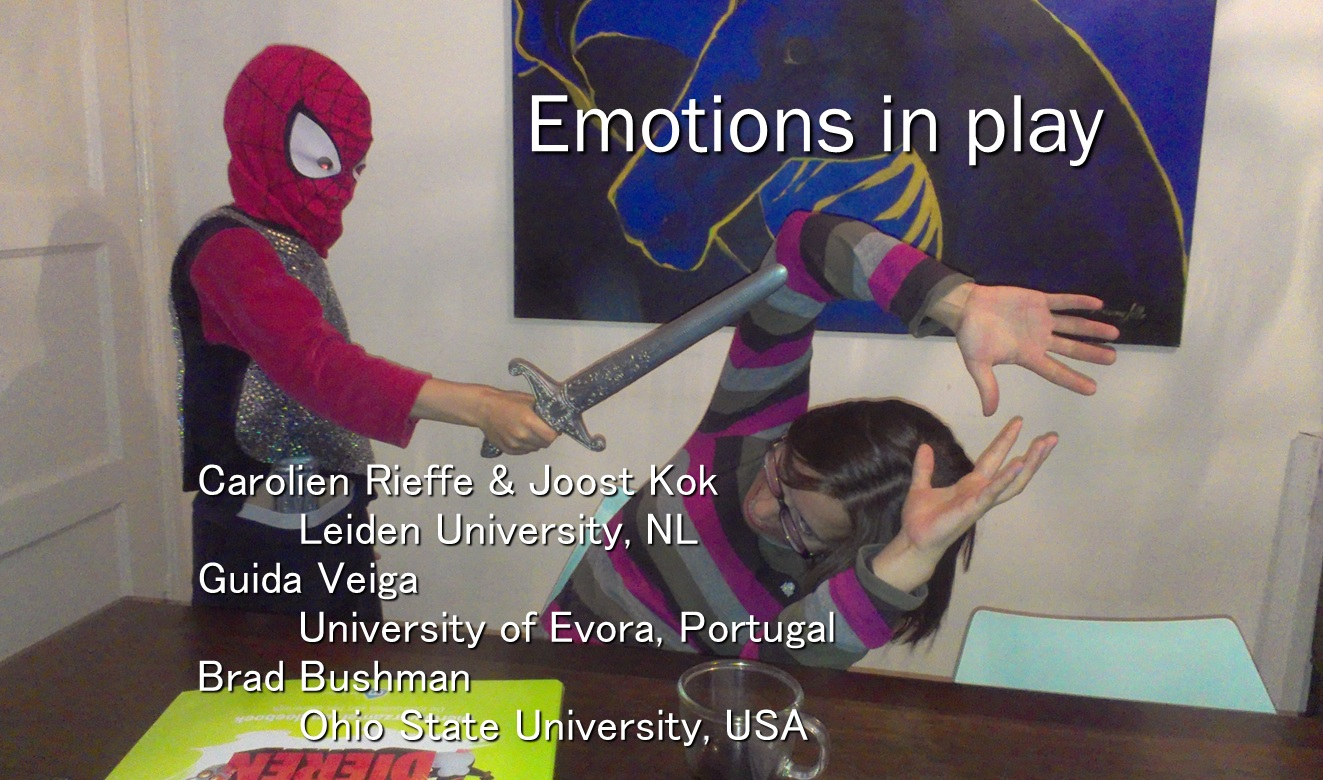 emotions in play